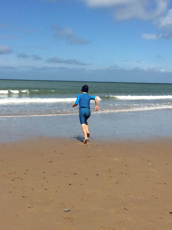 Into the Sea North Wales