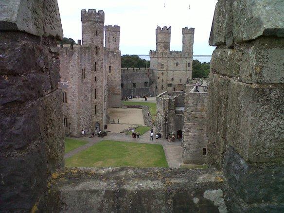 Canaerfon Castle